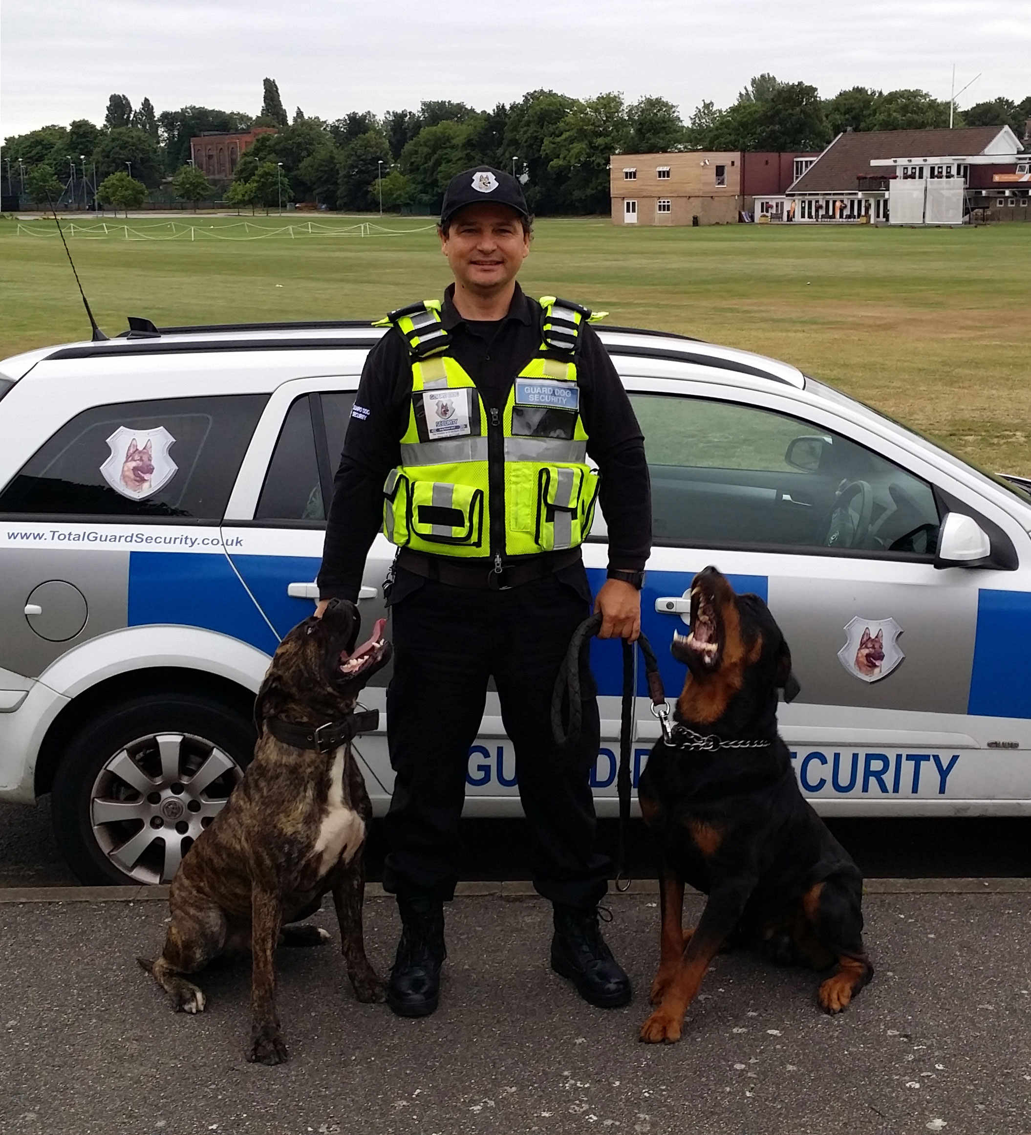 Guard Dog Security Units provide you with an ex police or ex military