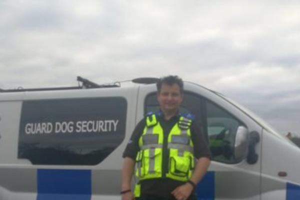 Commercial Security Services UK